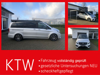 Mikroautobusas Mercedes-Benz V 250 Marco Polo Edition,AMG,Easy Up,Night Paket