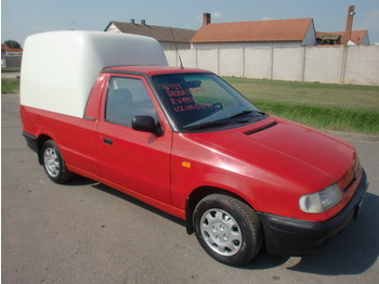 Skoda Pick-up - lengvasis automobilis