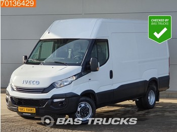Krovininis mikroautobusas Iveco Daily 35C14 Automaat L2H2 Dubbellucht 3500kg trekhaak Airco L2H2 12m3 A/C Towbar Cruise control