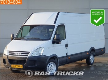 Iveco Daily 35S14 140PK Trekhaak Cruise 3zits Weinig km L4H2 15m3 Towbar Cruise control - krovininis mikroautobusas