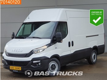 Krovininis mikroautobusas Iveco Daily 35S18 3.0 Automaat Luchtvering Dubbele schuifdeur L2H2 11m3 A/C Towbar Cruise control