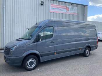 Krovininis mikroautobusas Volkswagen Crafter 32 2.0 TDI L3H2.Airco ,Cruise 3 Zits,Navi,Opstap