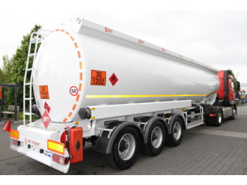 OKT TRAILER CISTERN FUEL TANK PS121.21.42A 6 COMPARTMENT NEW NOT USED! - cisterna puspriekabė