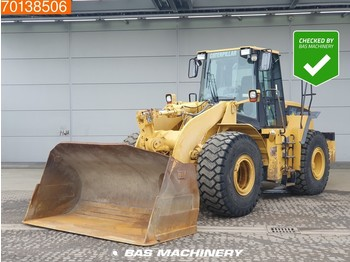 Caterpillar 962G GOOD TYRES - ratinis krautuvas