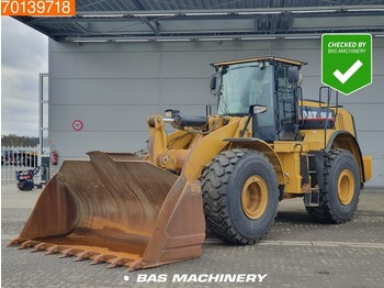 Caterpillar 966K NEW TYRES - ratinis krautuvas