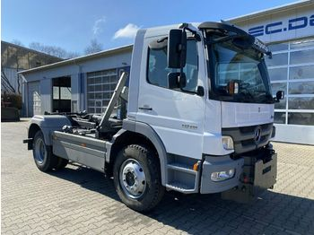 Hook-lift sunkvežimis Mercedes-Benz ATEGO 1018 4x4 EURO5 Abrollkiper CTS