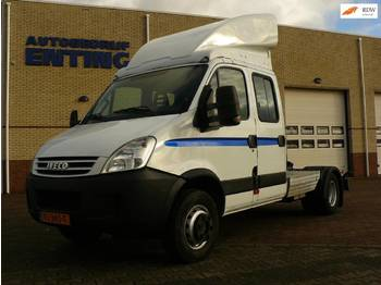 Vilkikas Iveco Daily 65 C 18 D 375 10 Tons BE Trekker / VB Luchtvering / CC /Airco
